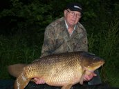 Dave has just had Wart @ 56lb this morning...