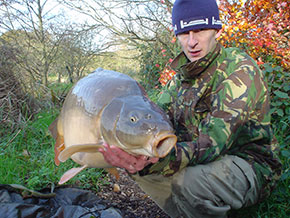 mike with nick @ 39lb 10oz